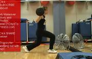 Lunges With Weight Movements