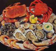 Visit the Black Olive for freshest seafood