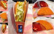 Taco Bell's DLT is selling like hot cakes.