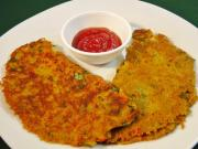 Spicy Oats Pancake