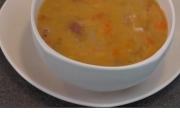 French Canadian Yellow Split Pea Soup