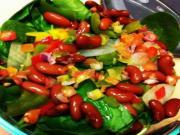 Phoenix Spinach Tomato Salad
