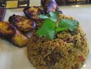 Puerto Rican Style Arroz Con Chorizo