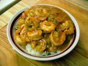 Shrimp Lorraine