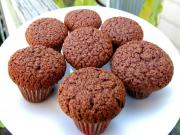 3 Ingredient Nutella Mini Cupcakes