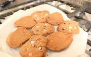 Homemade Peanut Butter Nutella Cookies