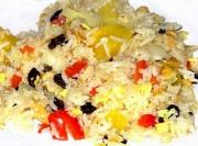 Tomato and Egg Fried Rice