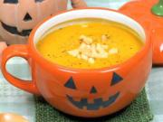 Halloween Pumpkin Potage
