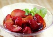 Spicy Purple Plums