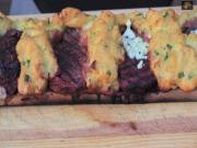 Filet Mignon & Creamy Mashed Taters (Planked)