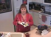 The Homegrown Gourmet presents Vegan Fudgy Espresso Brownies