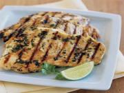 Ginger Lime Grilled Chicken
