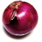 Onion For Boils — Red Onion