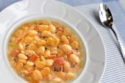 Tart Lima Bean Soup