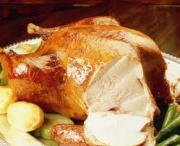 Turkey — Cooked Frozen Turkey
