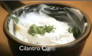 Cumin Cilantro Crema