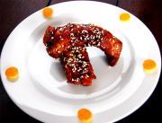 Chinese Sesame Pork Back Ribs