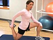 How to Stretch Tight Hip Flexors