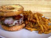 Roquefort Burgers