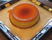 Homemade Cream Cheese Flan