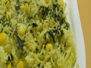 Corn Methi Pulao by Tarla Dalal
