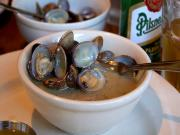 Tasty Clam Soup