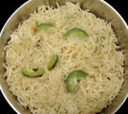 Zucchini Pilaf