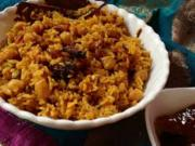 Kabuli Chana Rice