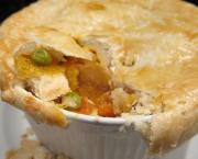 Individual Vegetable Pot Pies