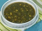 Corn Palak (Iron and Vitamin A Rich)