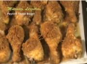 Turkish Peynirli Tavuk Baget