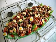 Nicoise Salad with Grilled Tuna