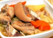 Nilagang Baboy With Vegetables
