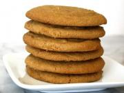 Low-Sodium Peanut Butter Cookies
