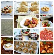 Traditional new year's eve foods