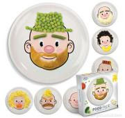 Dapper Dan Food Plate
