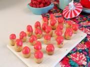 How to Make Mini Choux - Raspberry and Rose Pâte Choux