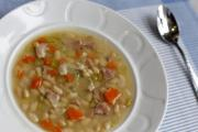 Hearty Bean Bacon Supper Soup
