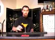 How To Make Mango-Tini