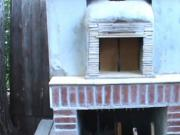 DIY Wood Pizza Oven