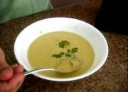 Spicy jalapeño Mushroom Soup