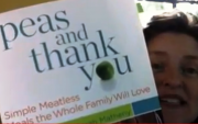 Peas and Thank You Cookbook Review