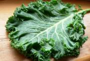 Do you know how to cut kale for soup?
