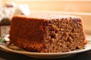 Honey Upside Down Cake With Honey Sauce