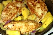 Pineapple Turkey Breast