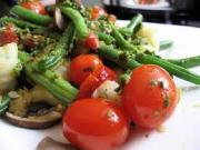 Carb Lovers Diet Menu -- Bean Potato Salad
