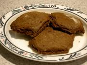 Molasses Bar Cookies
