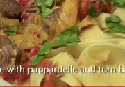 Hearty Lamb & Pepper Stew