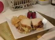 Lousiana Style Fried Oyster Sandwich