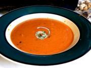 Aunt Amelia's Tomato Soup